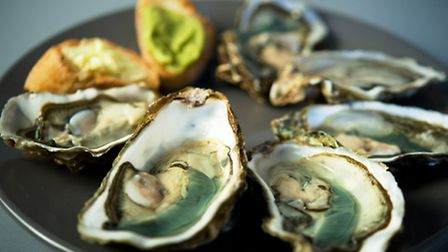 Local Marennes oysters