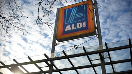 General view of an Aldi store on the Old Kent Road, London. PRESS ASSOCIATION Photo. Picture date: T