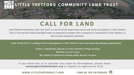 Collapse of Little Thetford CLT