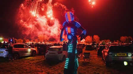 Autumn Lights is coming to the Norfolk Showground this November.