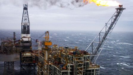 The Yarmouth-based plant makes parts for the offshore oil and gas industry. Photo: Danny Lawson/PA W