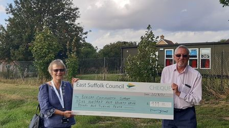 Bungay Community Support were among the groups to receive a share of the latest round of grants.