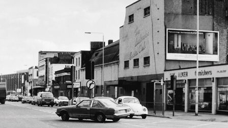 East India Dock Road then...