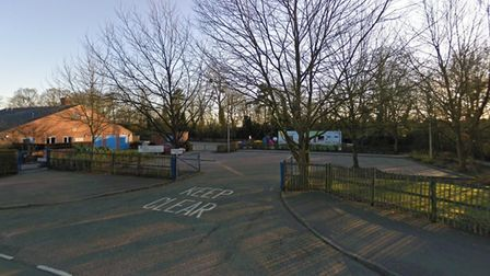 Elmswell Primary School. Picture: GOOGLE MAPS