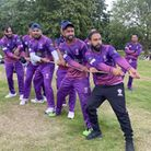 Tug'o'war with Muhir leading at the front