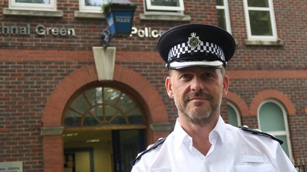 Det Chief Supt Marcus Barnett...no place for Aziz in the Met