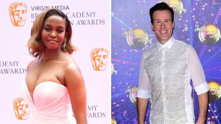 Strictly Come Dancing stars Oti Mabuse and Anton Du Beke are coming to Suffolk on tour.