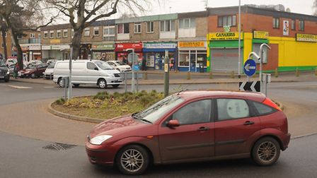 And why are our town planners so obsessed with roundabouts? Picture: DENISE BRADLEY