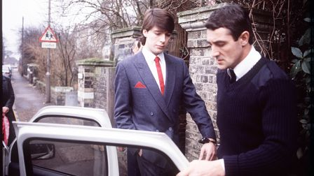 August 1985 Handout Photo from The Bambers - Murder At The Farm. Pictured: The Bamber Killings. Murd