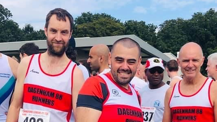Dagenham 88 Runners out at Chingford League race