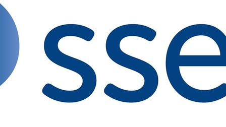Undated handout of the logo of energy giant SSE which has said it will cut gas prices by 5.3% from M