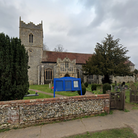 The theft took place from St Peter's church in Palgrave