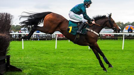 Veteran chaser Fruity ORooney goes in Fakenhams feature race at 2.30pm in which Harry Skelton, pictu
