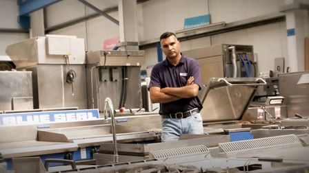 Ajaz Akhtar, who owns Peterborough company, Caterfix, is asking individuals to go forward and get their Covid vaccine