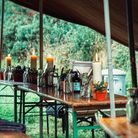 The evening events taking place by candle light and around an open fire are hosted by Albion Nights, Woodton, Norfolk.