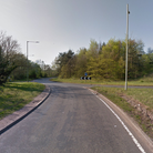 A diesel spill is currently causing delays on the A14