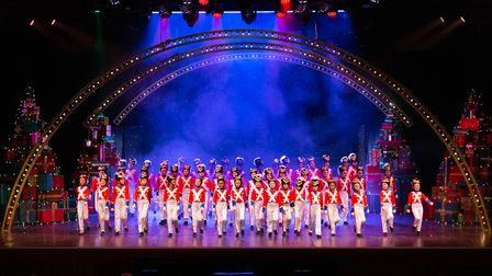 The Co-op Juniors Christmas Spectacular returns to Snape Maltings Concert Hall in December