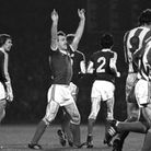 Kevin Beattie also scored on this day in 1980 as Town won in the UEFA Cup