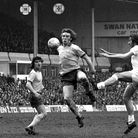 Kevin Beattie in action in 1975