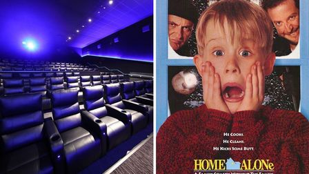 Showcase Cinemas is having an entire day dedicated to Christmas films on October 23.