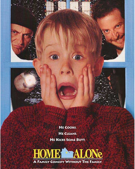 'Home Alone' is one of four Christmas films being shown at Showcase Cinemas on October 23.