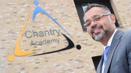 Principle of Chantry Academy Craig d'Cunha says while the current model is not sustainable forever,