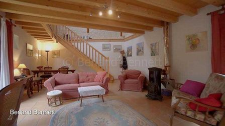 House and gîte forsale in Deux-Sèvres in France with Berland Bennett estate agency