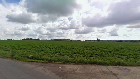 The site near Parham will be in use for 40 years