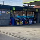 The petrol station has been rebranded by the Co-op