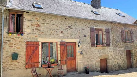 Village home on the market in Mayennein France with Leggett Immobilier