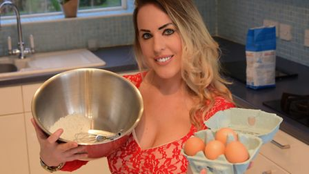 Polly Guy, from Norwich, who won Come Dine With Me in 2011 and has now won the champion of champions