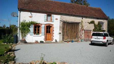 pretty two-bed cottage for sale in Haute-Vienne in France with Cendrillon Immobilier