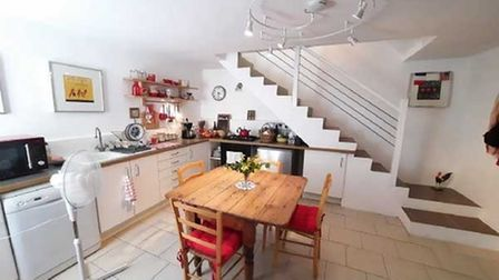 Three-bed village house on the market in an Hérault villagein France