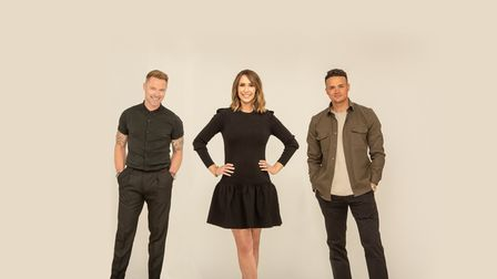 Programme Name: The One Show 2021 - TX: 29/04/2021 - Episode: n/a (No. n/a) - Picture Shows: Ronan