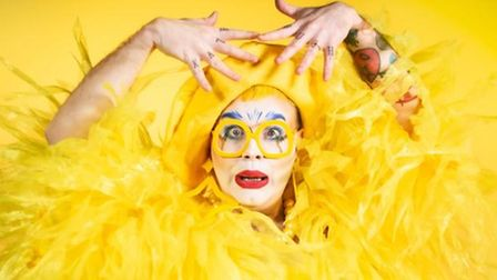 This year's Palaver Family Festival at the Cambridge Junction will be hosted by RuPaul's Dragrace UK legend Ginny Lemon.
