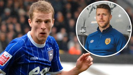 Former Ipswich Town player Billy Clarke has retired from the game and begun his career in coaching