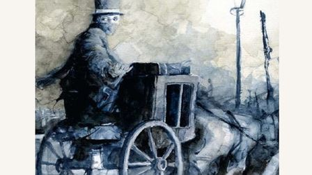 Carter the Cabman... suspect in the Whitechapel Murders of 1888