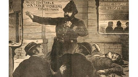 Press of the day reportsJack the Ripper murder of Catherine Eddowes