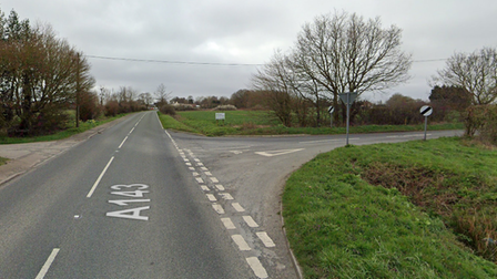 A134 Tuft Monk Haddiscoe and Beccles