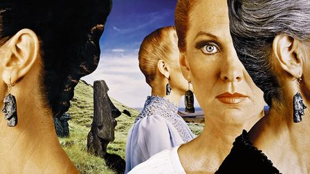 Hipgnosis: Styx - 'Pieces Of Eight' album cover art is going on display at Haddenham Arts Centre.