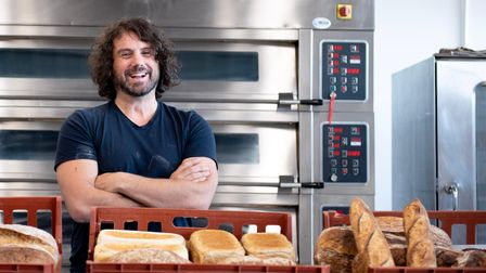 Harvey Allen, the founder of Honey + Harvey has launched a new bakery and cafe, Harvey & Co