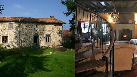 Five-bed house in Charente