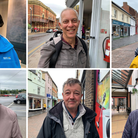 Our reporter, Aaron McMillan, went down to the market town to ask people about their experiences with the fuel shortages.