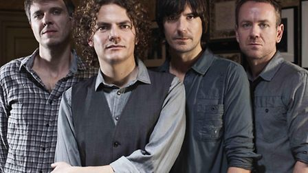 CHART STARS: Toploader will be appearing at this year's Reepham16 music festival.