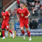 Alex Mitchell of Leyton Orient during Leyton Orient vs Mansfield Town, Sky Bet EFL League 2 Football