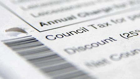People in Norwich are facing an increase on their council tax. Photo: Joe Giddens/PA Wire