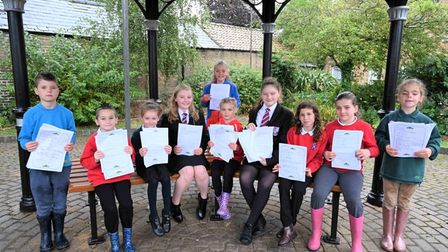 Children aged between four and 13, join 340 adults who have written to Fenland District Council