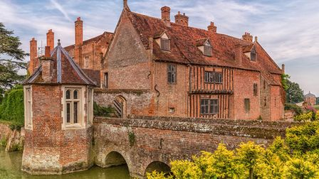Kentwell Hall hosts fun events all year round Picture: G. Mills