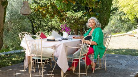 A Year in Provence with Carol Drinkwater starts on Sunday 10th October at 9pm on Channel 5