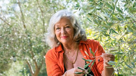 Carol Drinkwater lives on an olive farm in the south of France
